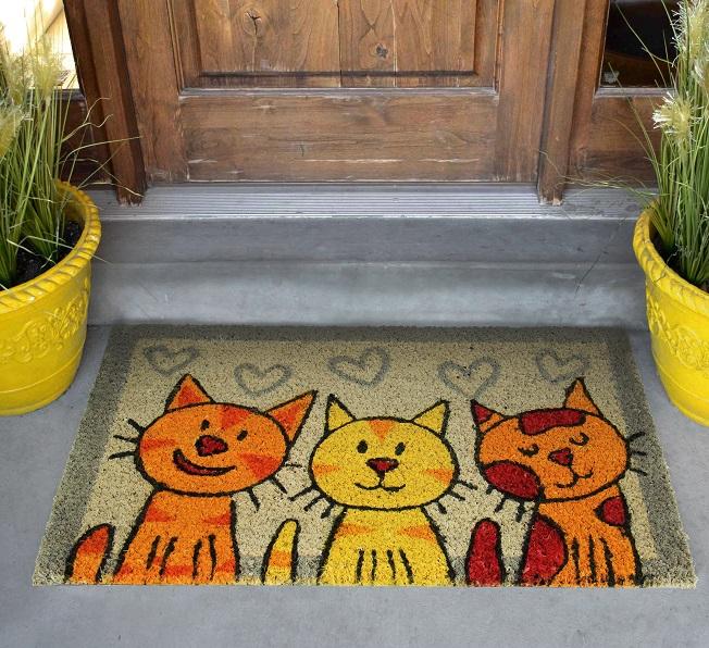 Tři kočky :)