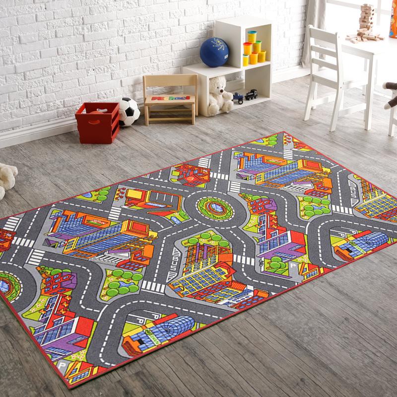 Dětský koberec BIG CITY